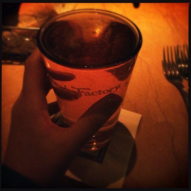 グラスの一番小さいやつです。小さいって概念なんだっけ?