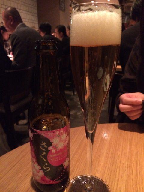 さくらのビール