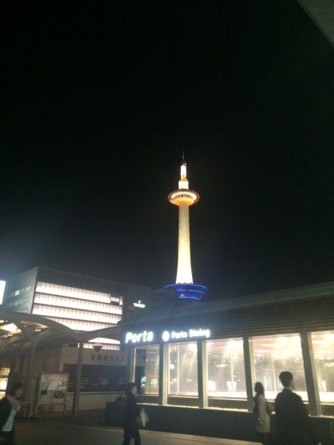 京都の街に 出てきました