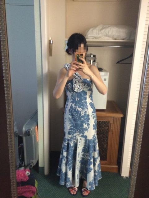 お気に入りだけど日本で着る予定は一切ない