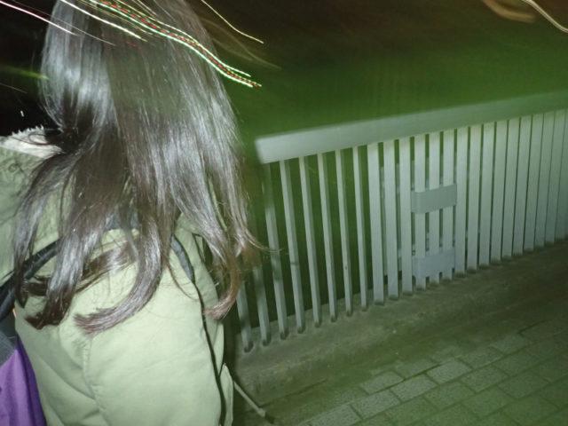 K山さん、髪の毛伸びたね。